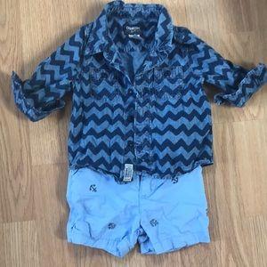 OshKosh Summer Outfit